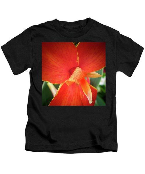 Golden Edge Kids T-Shirt