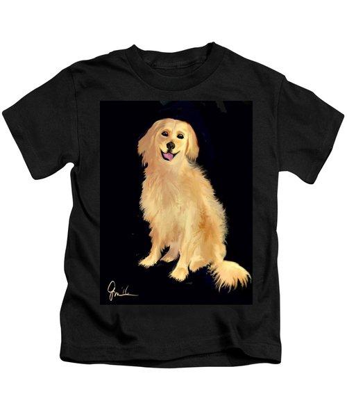 Golden Lab Kids T-Shirt