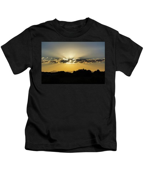 Golden Lining Kids T-Shirt