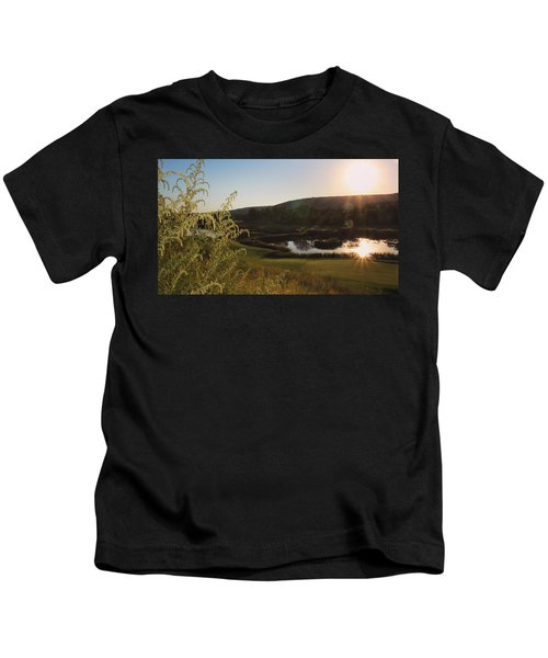 Golf - Foursome Kids T-Shirt