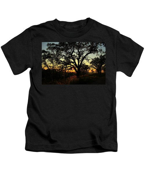 Good Night Tree Kids T-Shirt