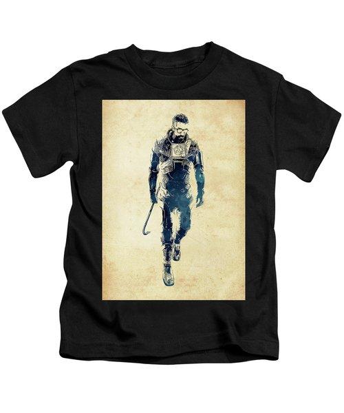 Gordon Freeman Kids T-Shirt