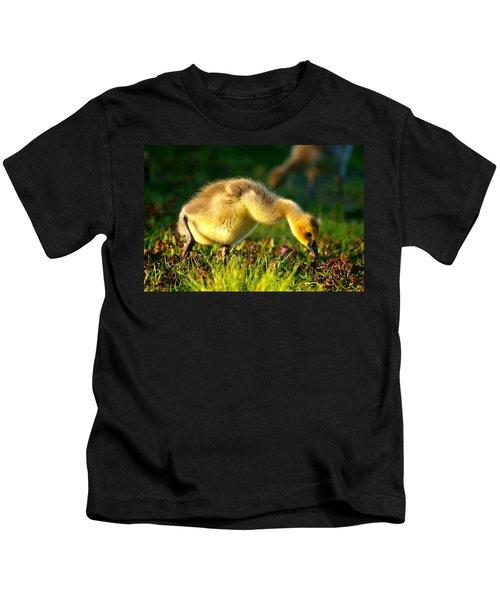 Gosling In Spring Kids T-Shirt