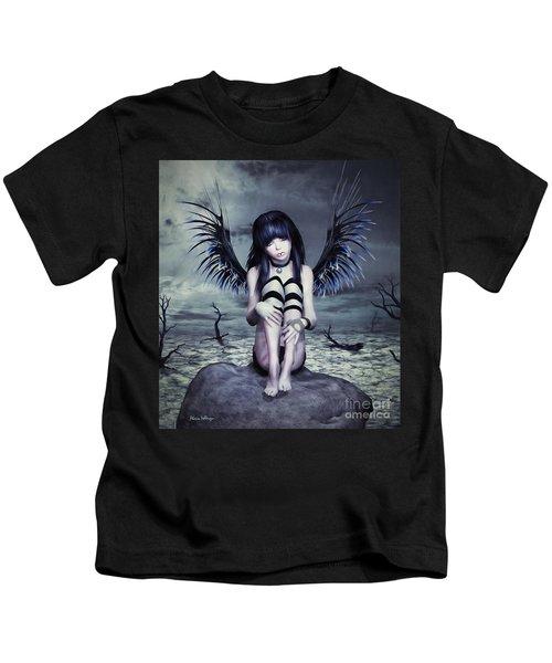 Goth Fairy Kids T-Shirt