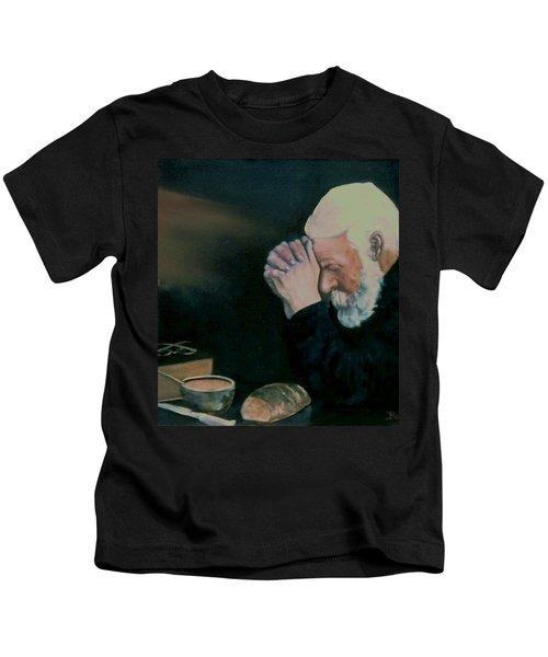 Grace After Enstrom Kids T-Shirt