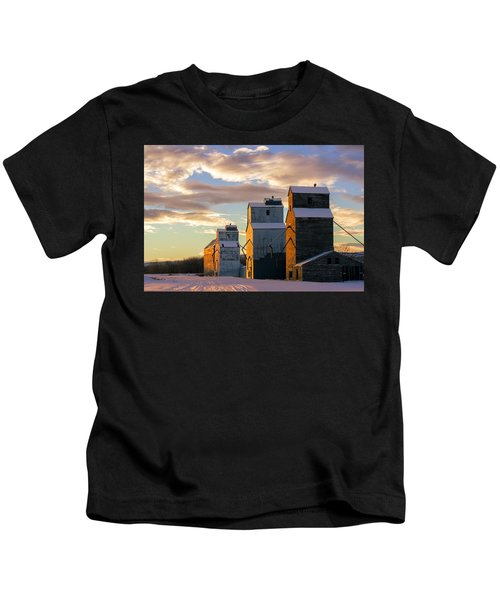 Granary Row Kids T-Shirt