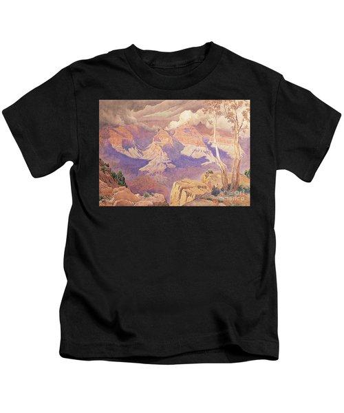 Grand Canyon, 1927  Kids T-Shirt