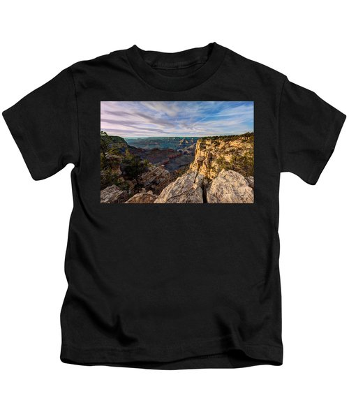 Grand Canyon National Park Spring Sunset Kids T-Shirt