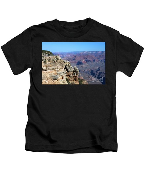 Grand Canyon South Rim Kids T-Shirt