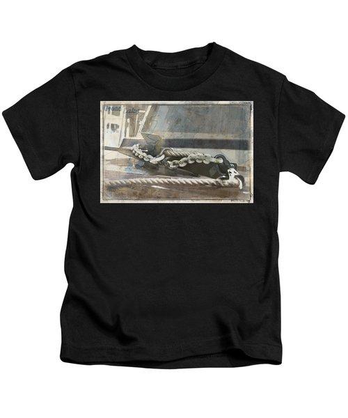 Grand Lake Boat Kids T-Shirt