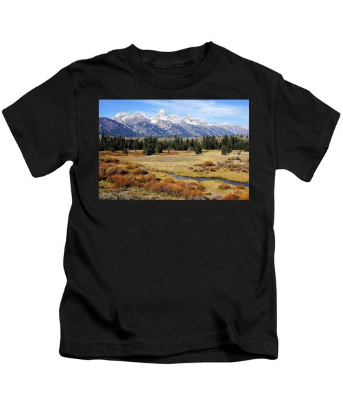 Grand Teton Kids T-Shirt