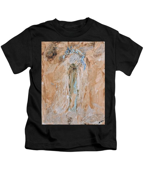 Granny Angel Kids T-Shirt