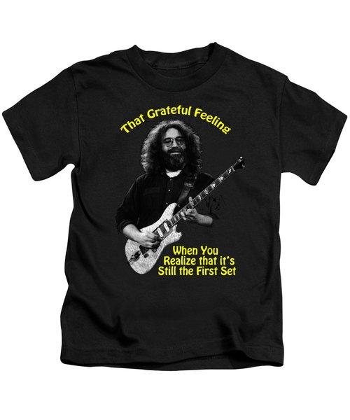 Grateful Epiphany Kids T-Shirt