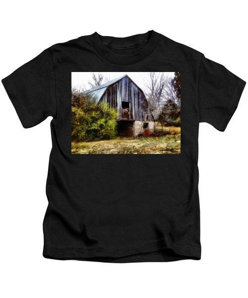 Gray Barn Kids T-Shirt