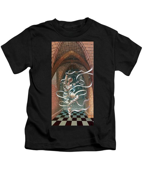 Great Ghost Of Caesarea Kids T-Shirt