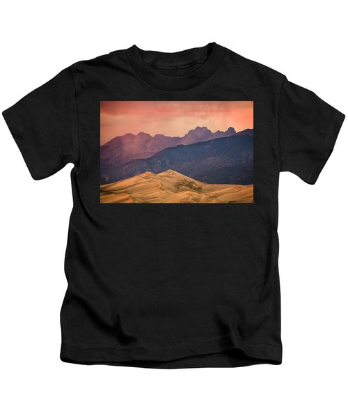 Great Sand Dunes Colorado Kids T-Shirt