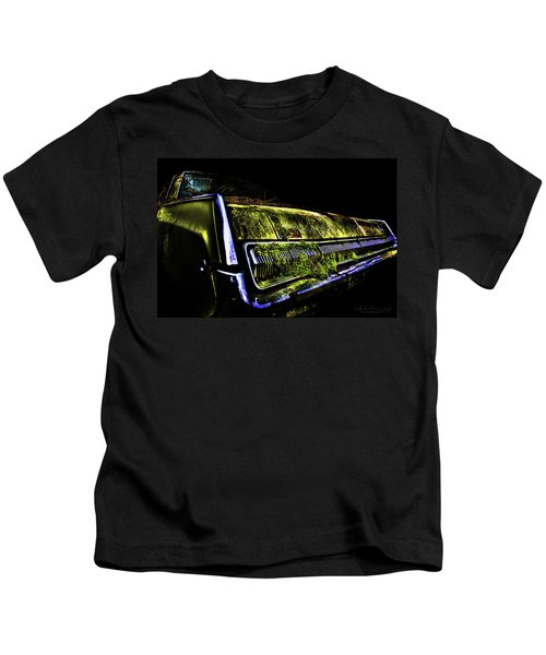 Green Dodge Glory Kids T-Shirt