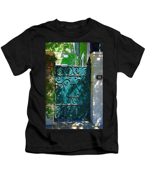 Green Gate Kids T-Shirt
