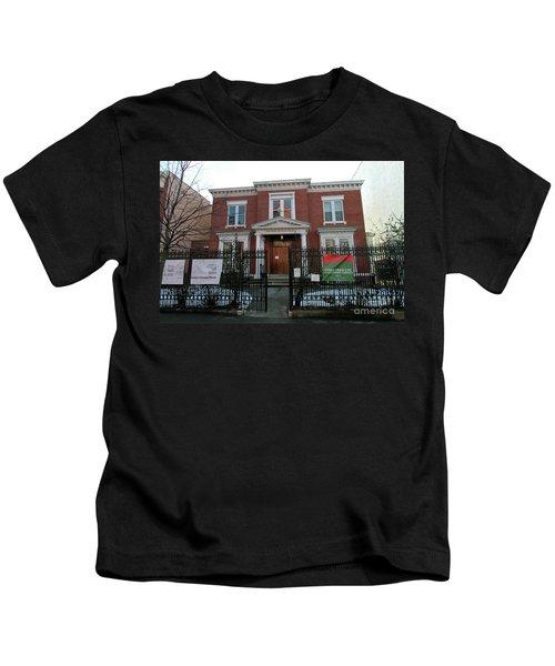 Greenpoint Reformed Church Kids T-Shirt