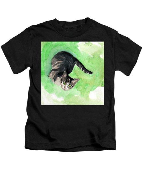 Mr Grey Kids T-Shirt