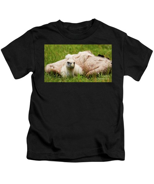 Griffon Vulture Kids T-Shirt