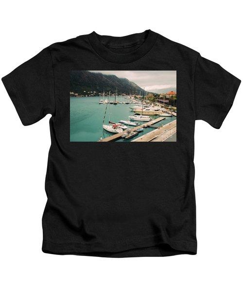 Gulf Of Kotor Kids T-Shirt