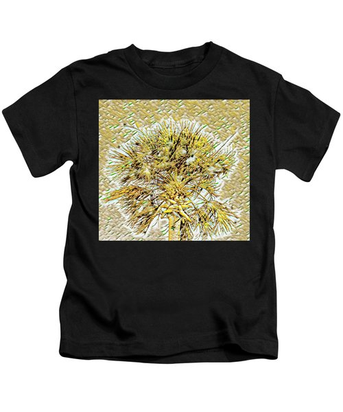 Gullah Palm Kids T-Shirt