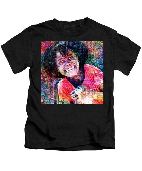 Haitian Daughter Kids T-Shirt