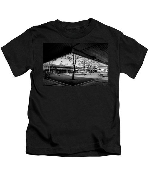 Hale Barns Square As It Used To Be Kids T-Shirt