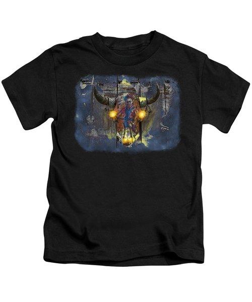 Halloween Shirt And Accessories Kids T-Shirt