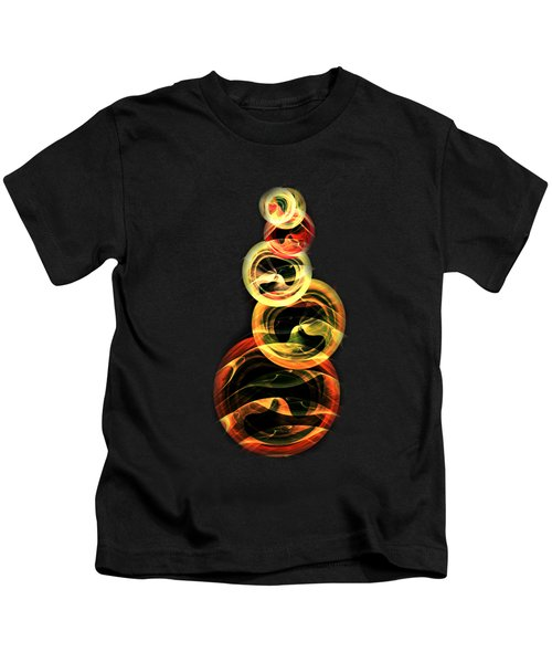 Halloween Vision Kids T-Shirt