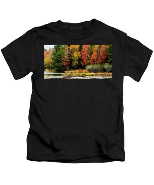 Handley Wildlife Managment Area Kids T-Shirt