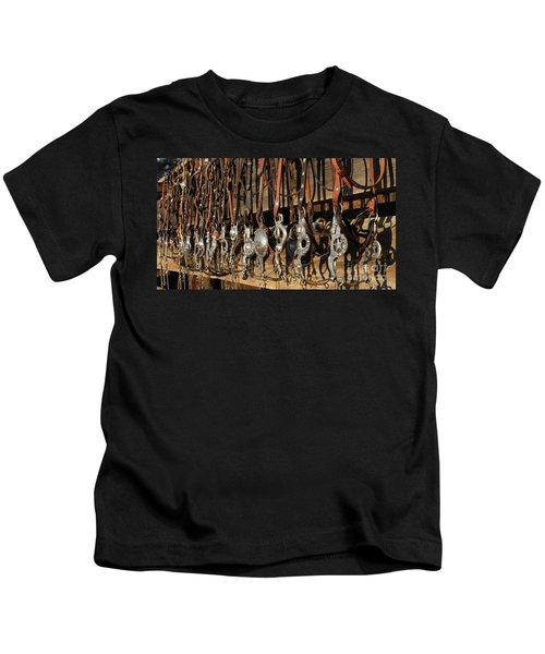 Hanging Bits Kids T-Shirt