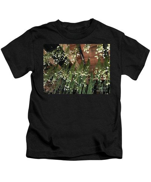 Hanging Upside Down Kids T-Shirt