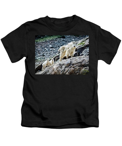 Hanging With The Kids Kids T-Shirt