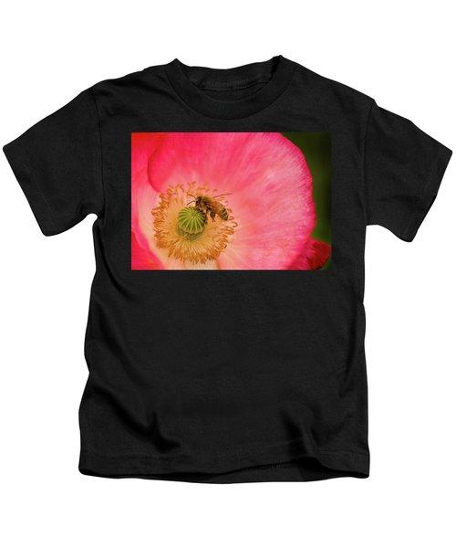 Happy Bee Kids T-Shirt