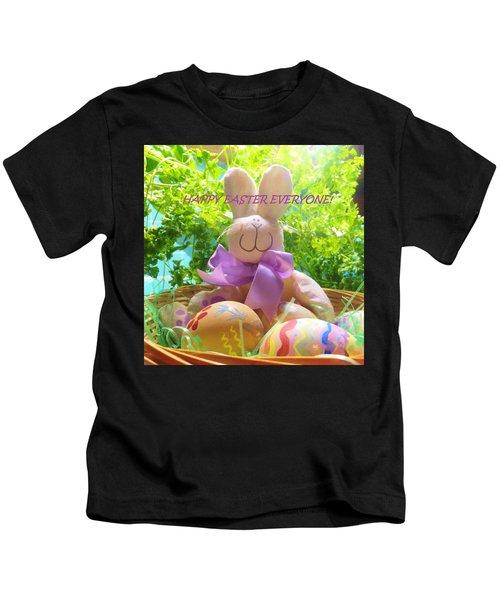 Happy Easter Everyone Kids T-Shirt