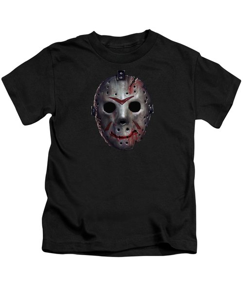 Happy Friday Mask Kids T-Shirt