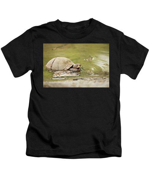 Happy Turtle Kids T-Shirt