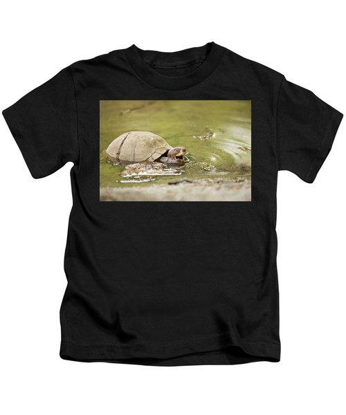 Happy Turtle Kids T-Shirt