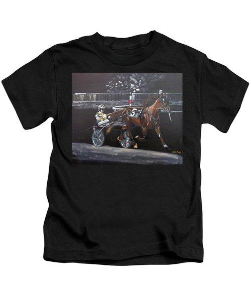 Harness Racing Kids T-Shirt
