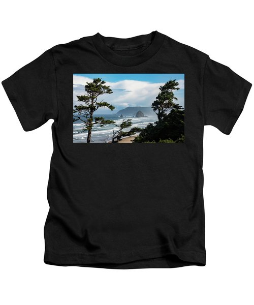 Haystack Views Kids T-Shirt
