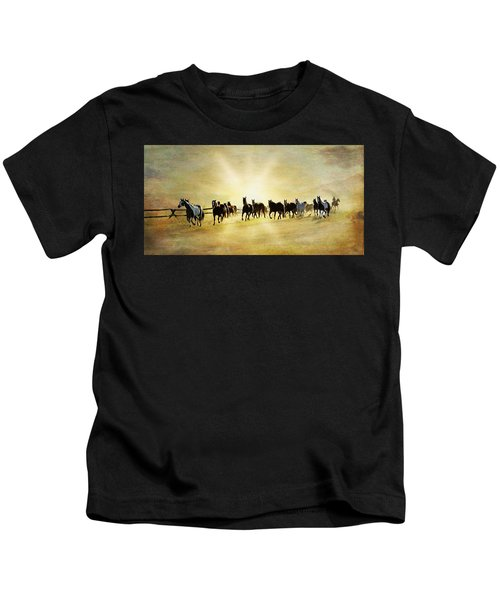 Headed Home Ll Kids T-Shirt