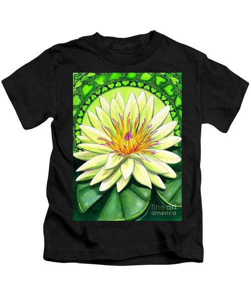 Heart Chakra Kids T-Shirt