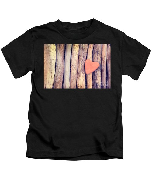 Heart Of Stone Kids T-Shirt