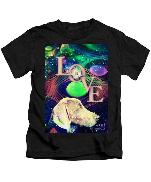 Heavenly Love Kids T-Shirt