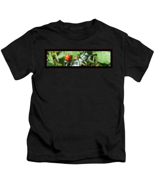 Hello Lady Kids T-Shirt