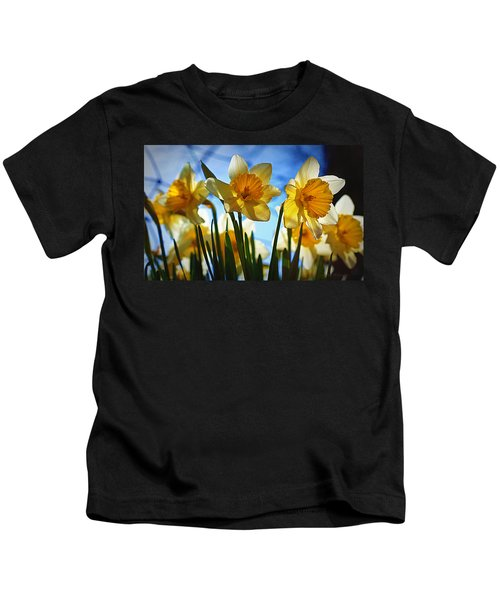 Hello Spring Kids T-Shirt