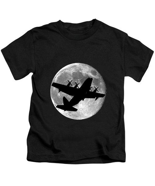 Hercules Moon .png Kids T-Shirt