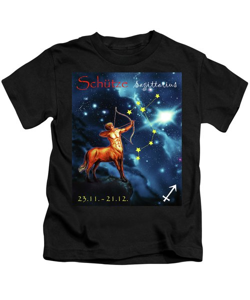 Hero Of The Stars Kids T-Shirt